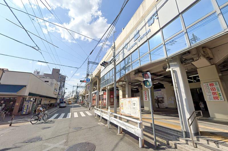 近鉄今里駅から徒歩5分
